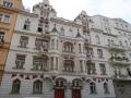 Fassaden Prag