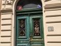 Tür Prag
