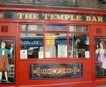 The Temple Bar - Irland