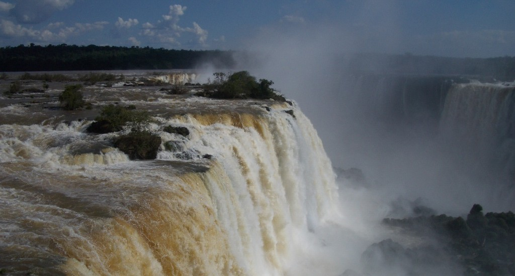 Foz de Iguazu Brasilien