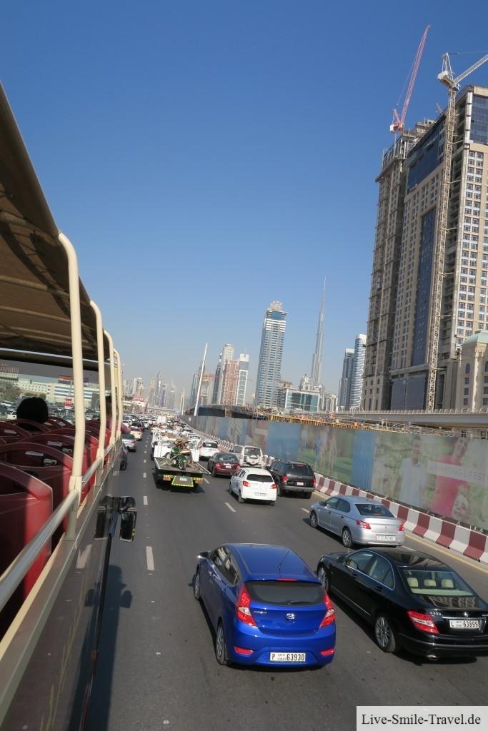 Dubai Big Bus