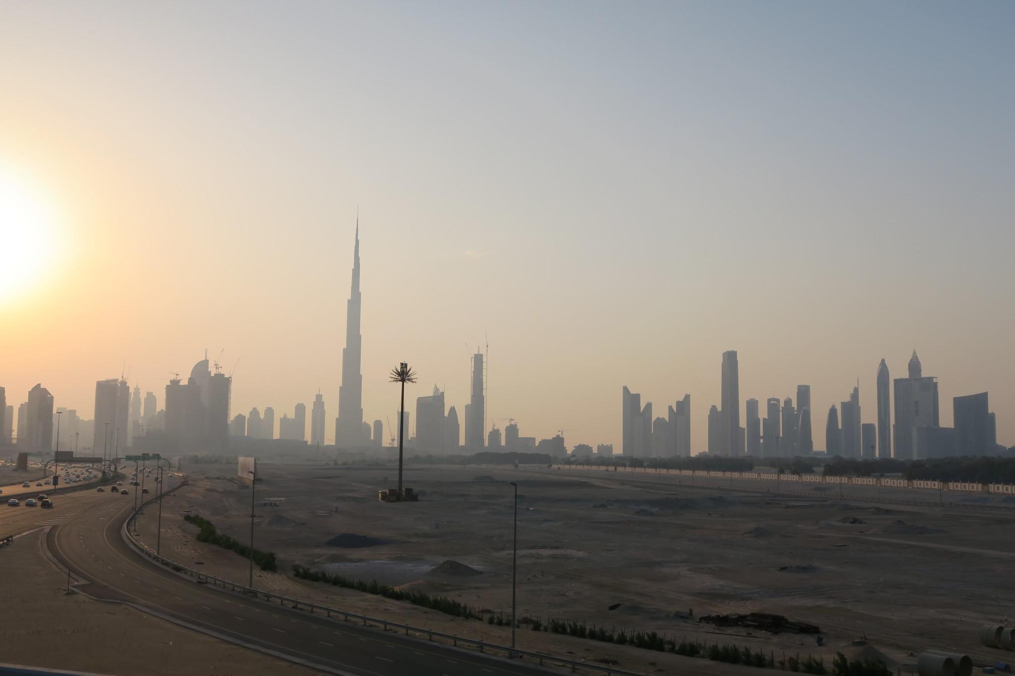 Panorama Dubai