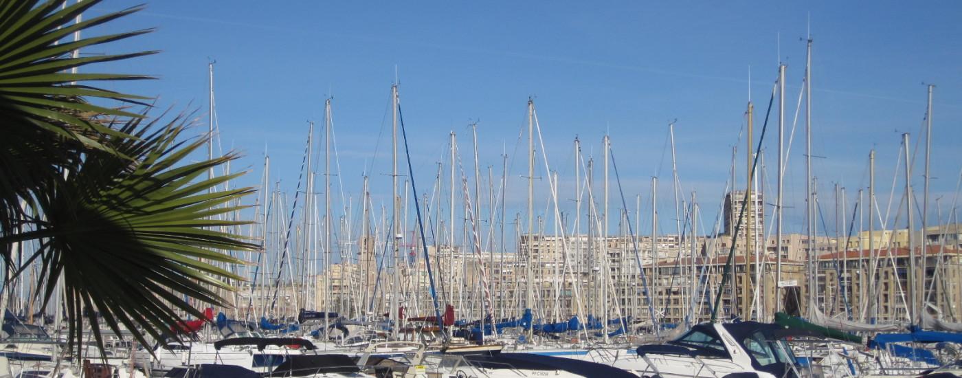 Hafen Marseille