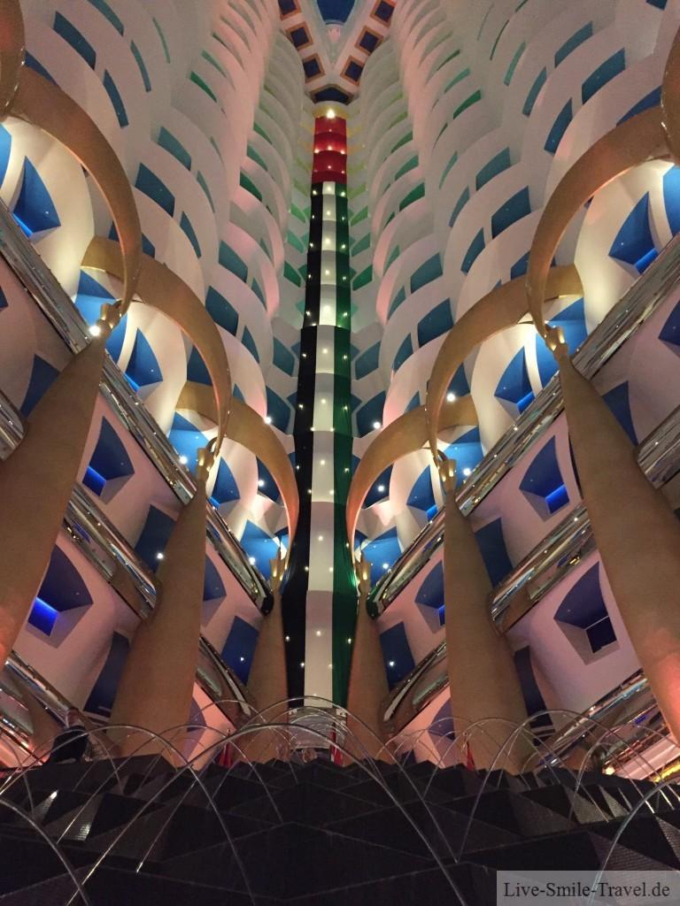 Burj A Arab Innen